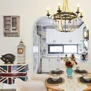 纯白色调客厅设计