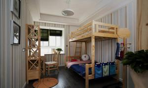现代时尚精美儿童房