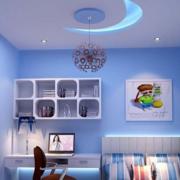 创意型儿童房装修