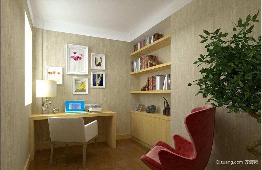小书房装修效果图