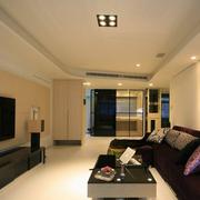 公寓简约吊顶设计