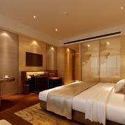 大户型别墅大型卧室装修