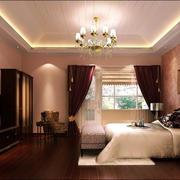 粉色简约时尚卧室设计