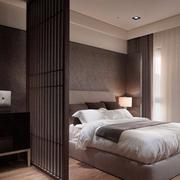 欧式男性卧室装修图