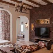 现代室内客厅设计图