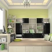 书房图例绿色款