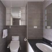 简约朴素型卫生间设计
