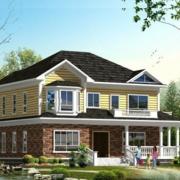 现代别墅造型实例