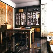 书房设计复古款