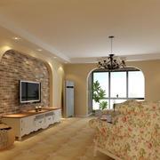 完美的客厅装修效果图