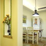欧式餐厅桌椅图