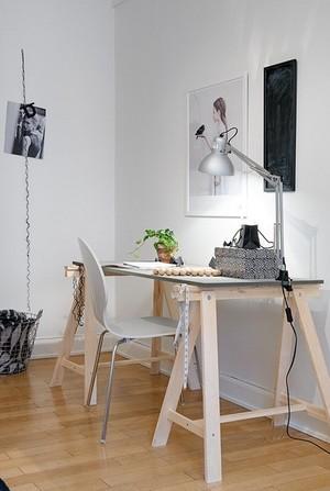 40平米北欧风活力单身公寓精品美图