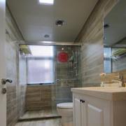 卫生间灯光设计效果