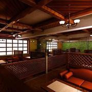 咖啡店小户型风格