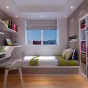 现代室内设计飘窗图