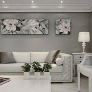 欧式公寓客厅装修图