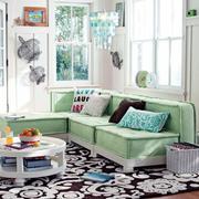 小公寓过粉色沙发设计