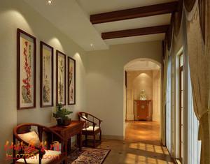 门厅走廊吊顶效果图