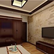 中式装修之客厅装修