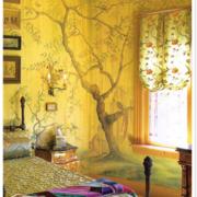 金色儿童房