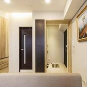 客厅走廊设计图