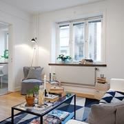 简约型小公寓客厅设计