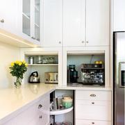小公寓韩式厨房装修