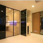 卧室简约型衣柜设计