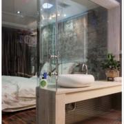 酒店式卫生间设计