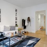 小公寓简约地板设计