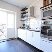 厨房空间效果图
