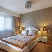 中式装修之小户型卧室