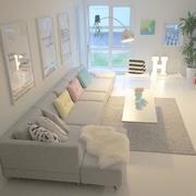 唯美小公寓卧室设计