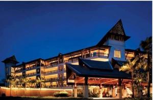东南亚酒店装修效果图