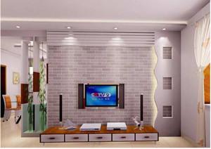 电视背景墙设计效果图