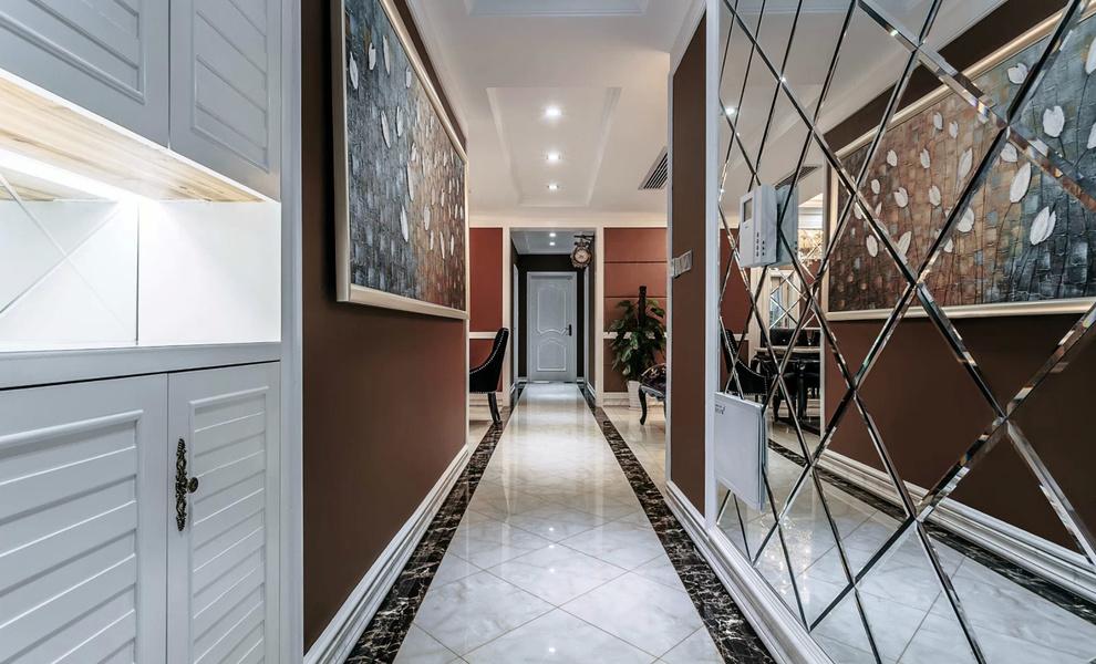 恒盛豪庭现代简约风格装修设计