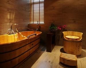 东南亚风格浴室装修效果图