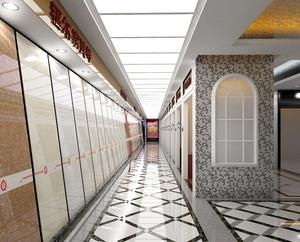 瓷砖展厅装修效果图