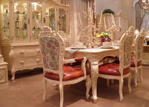 客厅装修欧式家具效果图