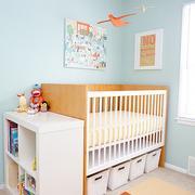 儿童卧室小户型