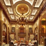 法式客厅极致豪华款