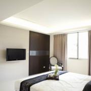 简约两厅室卧室宜家型