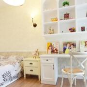 简约公寓三厅室卧室欧式款