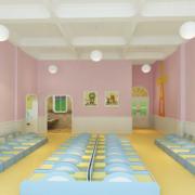 清新幼儿园现代化