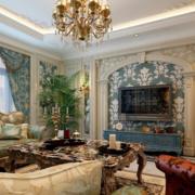 法式客厅复古款