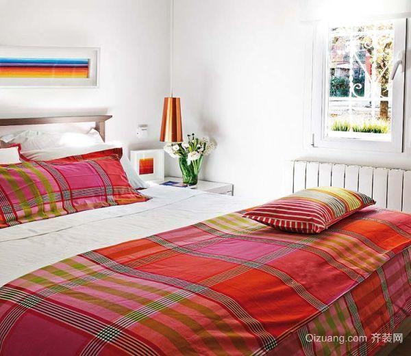 淡色花之家宜家一居室装修风格效果图