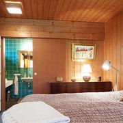 简约卧室木色家居