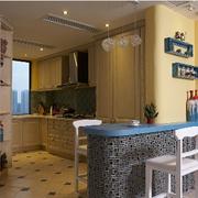 地中海厨房现代款