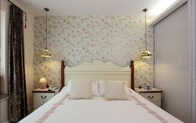 100平米臥室壁紙裝修效果圖