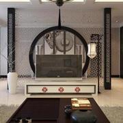 中式客厅灰色调
